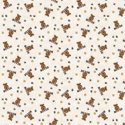 COORDINATO ABC BEARS
